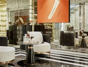 居其美业设计--济南中海·九樾府125户型下复式样板间
