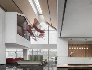 HWCD设计--中粮瑞虹·海景壹号售楼处