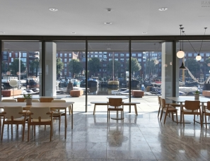 KAAN Architecten--De Walvis办公楼改造