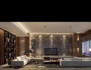李玮珉设计--深圳湾一号•T2-28样板房