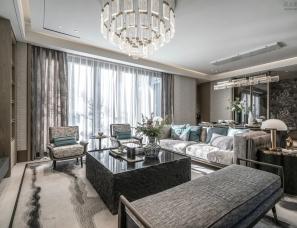 布鲁盟设计--济南新城玺樾独栋别墅