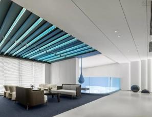 近境制作+DHO国际设计--郑州鸿园营销中心