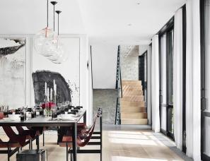 workshop APD / Andew kotchen--简结而优雅的住宅