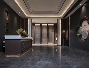盘石室内设计--珠海建发央璟营销中心
