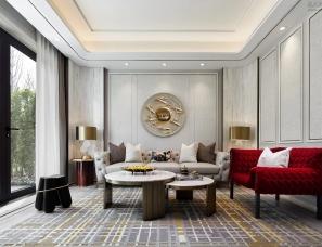 纳沃设计--天津金科·博翠湾别墅252m²