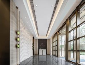 飞视设计--新城新郑悦隽公馆售楼处+样板间