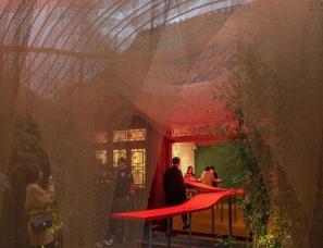 RSAA庄子玉设计--北京雀巢感CAFÉ