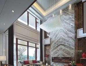 上海天鼓装饰设计--亿城·燕西华府