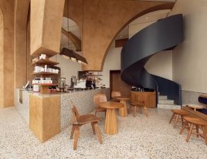 ZAZ Architects--沙特阿拉伯·Elixir Bunn咖啡烘焙店