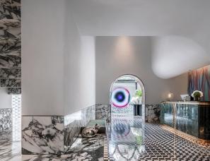 维几设计黄全--Blackstone M+Hotel 黑石M+酒店