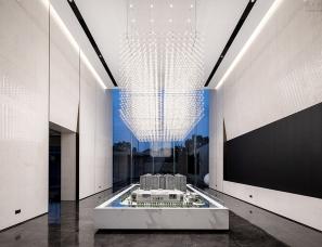 大器空间--中南·星澜城售楼处