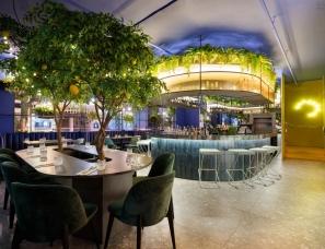 VanessaLarréArquitetura--Mino Osteria酒吧餐厅