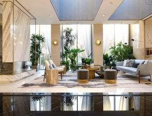 无间设计新作--中国首座最唯美植物园售楼处设计方案