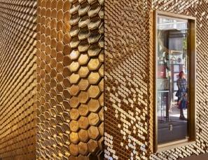Giles Miller Studio设计--巴黎Le Lido酒店俱乐部