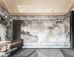 HWCD设计--广州东原·印江山售楼处