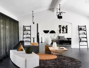 Martin J Scott--贝里克郡现代简约公寓