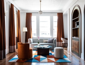 LUCHETTI KRELLE--新英格兰TATTERSALLS精品酒店