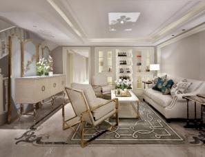 美时美客空间设计--云玺大宅·澜花语岸