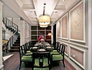 无间设计吴滨作品--波特曼建业里样板房老上海