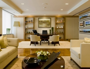 Mim Design--Executive Personal Office