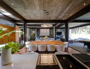 Paz Arquitectura--建在大山深处的房子