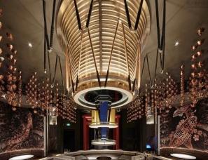 陈德坚设计--亚洲最高的日本餐厅!