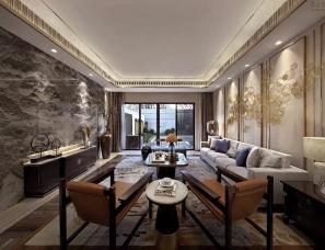 深圳创域设计--成都万科翡翠公园别墅