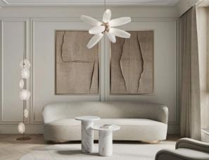 Quadro Room新作--极简纯朴的高级质感