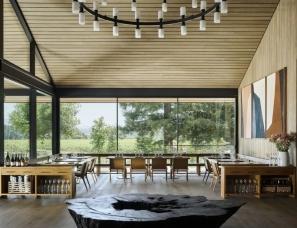 Walker Warner--现代别墅中绝妙的自然造景法!