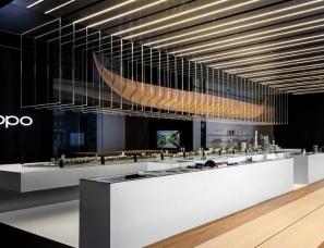 DOMANI 东仓建设--OPPO 曼谷旗舰店