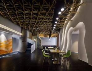 TCD空间设计--剑门关国锐艺术酒店