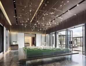 飞视设计--中海云麓九里展示中心