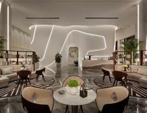 黄志达设计--鲁能泰山7号(济南)售楼中心