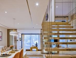 DAS大森设计--上海龙湖地产北城天街LOFT样板房B+户型