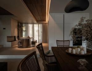 寻同空间设计--成都 · 麓湖生态城260㎡私宅