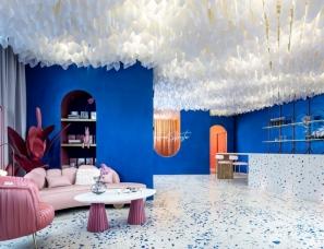 广州GBD设计--泊寓高立庄·云中图书馆