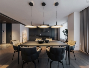【首发】YODEZEEN Architects--Perfect-proportions