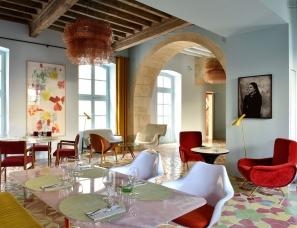 JORGE PARDO--法国阿尔勒的拉特兰酒店