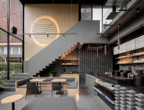 space+craft--Kaizen咖啡厅