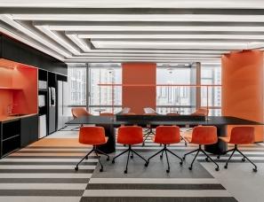 大观建筑设计--灰盒子办公空间