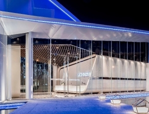 KLID达观国际设计--上海龙湖春江天玺售楼处