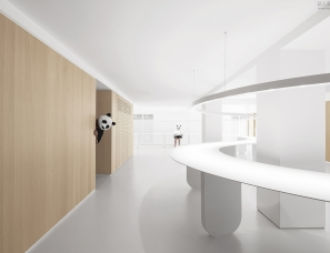 寸匠熊猫设计--厦门全新办公空间