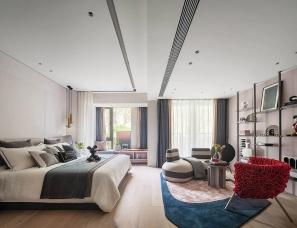 于强室内设计+WJID维几设计--武汉华侨城·红坊115m² / 125m² / 140m²