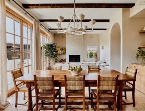 Studio Ezra新作--设计师Georgia Ezra地中海风格的家