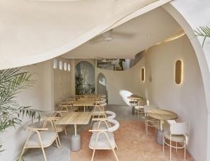 Red5studio + Ben Decor--September咖啡厅2号店