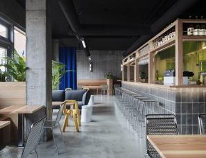 HAF Studio--柚子餐厅