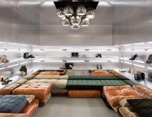 DIMORE STUDIO--意大利·融入街头风的奢侈品集合店