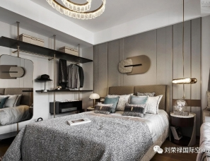 刘荣禄设计--宝业·大坂绿园别墅