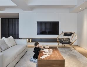 【首发】柒筑空间设计--新居 温州158㎡私宅