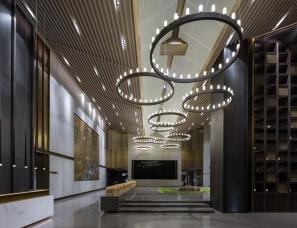 上海乐尚设计--沈阳融创城售楼处